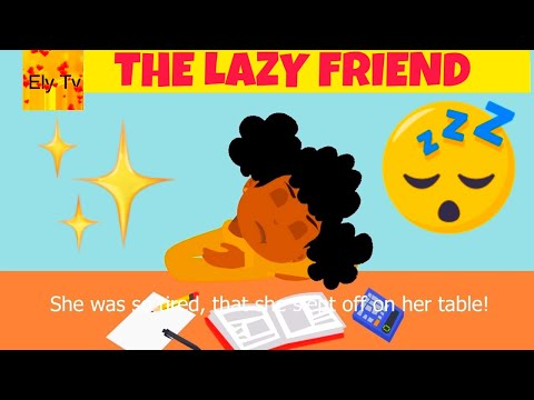 The Lazy girl and the diligent girl  - Stories about hard work - Long stories for kids