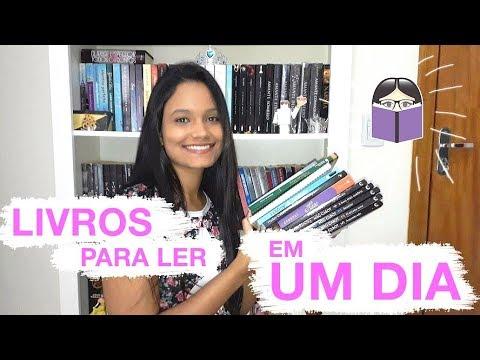 LIVROS PARA LER EM 1 DIA | Blog Literarte
