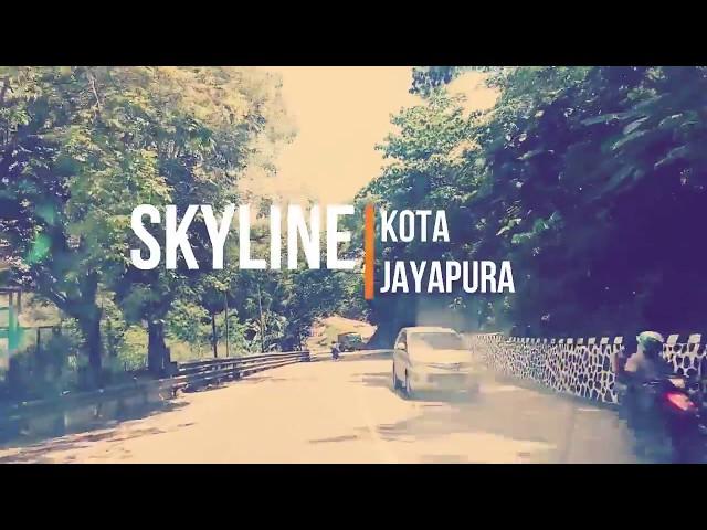 Wisata Kelapa Muda Skyline Kota Jayapura