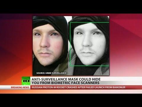 Художник продает маски для обмана систем распознавания лиц