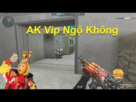 [ Bình Luận CF ] AK-47 Knife-Steel Empire - Anh Đã Già CF - Anh Đã Già CF ,Bestofclip.com