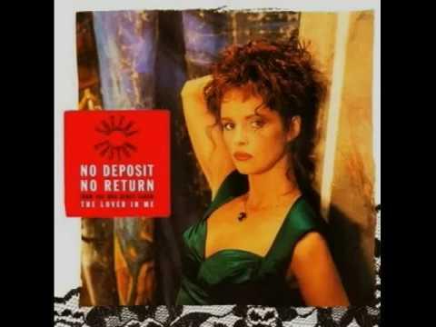 "Sheena Easton No Deposit No Return (12"" Radio Edit)"