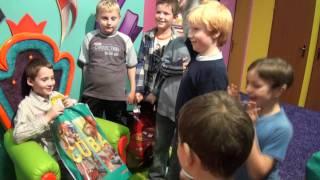 Sala zabaw Euro Lider w Zielonej Górze (pasaż handlowy Tesco)