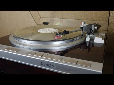 The DENON DP 47F Turntable – an Automatic Classic