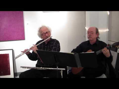 Rick Aaron & Keith Watling perform Line for Lyons