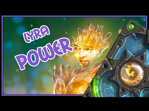The power of Lyra   Resurrect priest   The Boomsday Project   Hearthstone