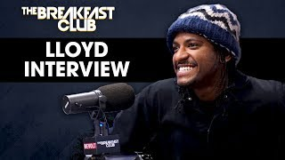 Lloyd Talks Fatherhood, Tour Life, Irv Gotti, Ashanti + More
