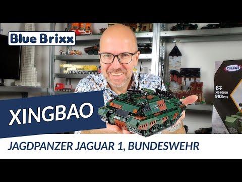 Jagdpanzer Jaguar 1, Bundeswehr