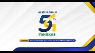 Perjalanan 54 Tahun Hasnur Group