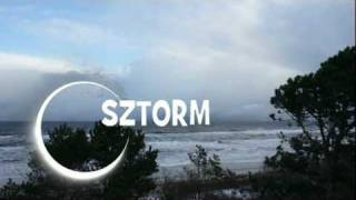 preview picture of video 'Zimowy sztorm Jastarnia Hotel Dom Zdrojowy 15-01-2012'