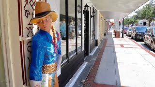 The Hidden Gems And History Of Downtown Kissimmee - Main Street Quirkiness / Monument Of The States
