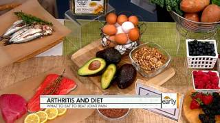 Arthritis and Inflammation and your diet