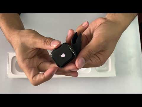 Unboxing Apple Watch Series 4 - 40mm In Nepal
