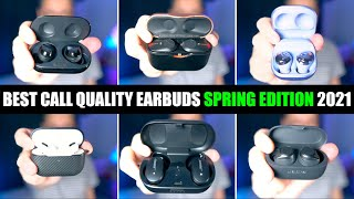 BEST Phone Call Quality Earbuds 2021 - SPRING EDITION 🔥