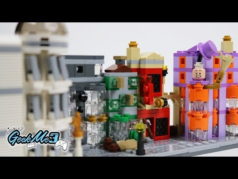 Vidéo LEGO Harry Potter 40289 :  Le Chemin de Traverse