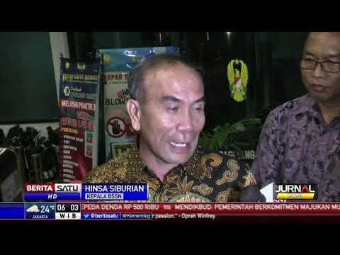 Yusril Ihza Mahendra Jenguk Wiranto di RSPAD Gatot Subroto