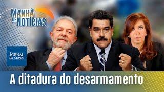 A ditadura do desarmamento Deputado federal Daniel Silveira preso por supostas ofensas ao STF