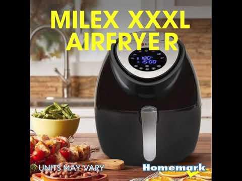 Milex Power Airfryer XXXL