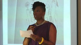 Dandelions -- rising out of county cages: Patrisse Cullors at TEDxYouthBuildCharterSchool