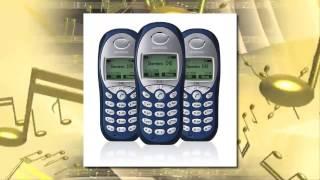Siemens C45 Retro Ringtone 10 (Beethoven?)