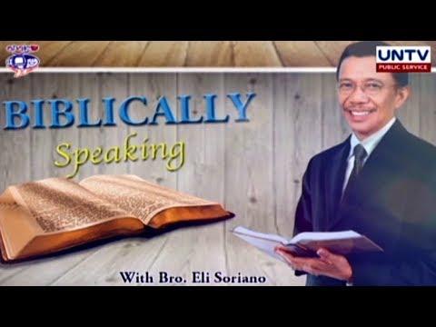 Ano ang dapat gawin ni misis sa mister na babaero? | Biblically Speaking