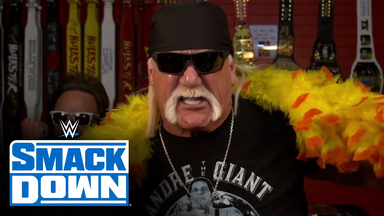Photo: Hulk Hogan Reveals The Drink That Allowed Him To Make History