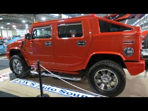 2012 Speed & Custom - 2009 Hummer H2 Mp3