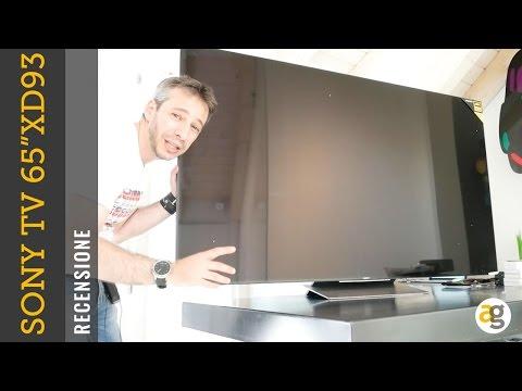 SONY AndroidTV 4K 65xd93