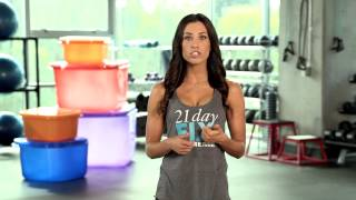 21 Day Fix EXTREME Challenge Tips