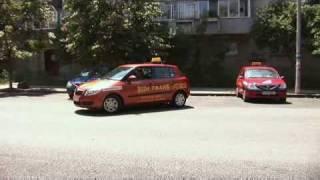 Parcarea cu spatele