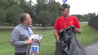 Trash Bag Holder - Bag Hoop