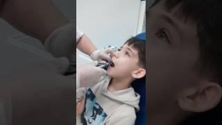 У зубного