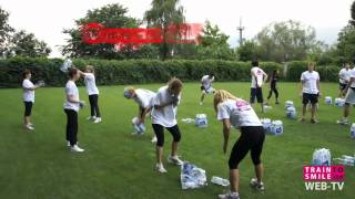 TRAIN TO SMILE TV - SUMMER CAMP DAY 3: Bottle Training