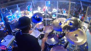 You Are Everything//Tye Tribbet//LIVE//DRUM CAM\\