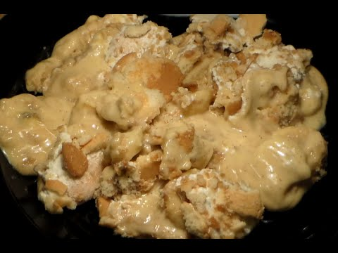 AMAZINGLY DELICIOUS Easy Banana Pudding Recipe: THE BEST Banana Pudding EVER