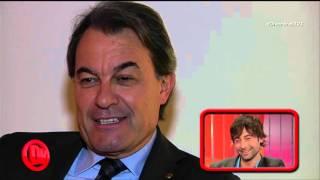 TV3 - Divendres - Missatrge d'Artur Mas a Bruno Oro
