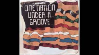 One Nation Under A Groove - Funkadelic - One Nation Under A Groove (HD)