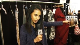 BCBG Max Azria Fall-Winter 2013-14 With World Fashion Channel