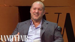Apple's Jonathan Ive in Conversation with Vanity Fair's Graydon Carter
