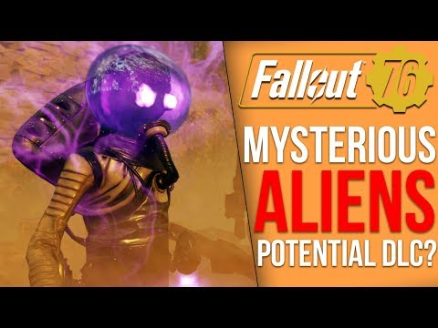 The Mystery of Fallout 76's Flatwoods Monster - Future Alien DLC?