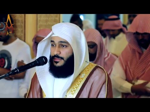 Best Quran Recitation In The World 2016 Emotional Recitation |Heart Soothing By Abdur Rahman Al Ossi - AWAZ