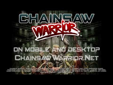 Video of Chainsaw Warrior