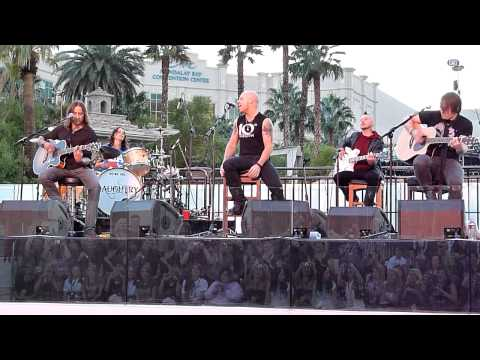 Daughtry - Feels Like Tonight (Acoustic) 10/22/10