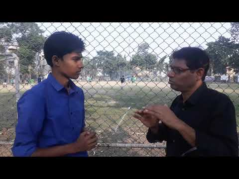 Interview With Anupam Sarkar - Treasurer Of Residents Forum