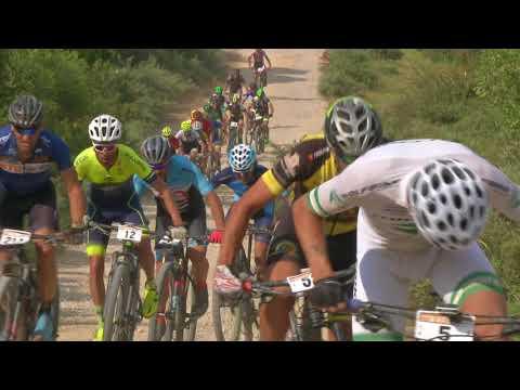 El malagueño 'Quillo Márquez', segundo en la Vuelta Andalucía de MTB