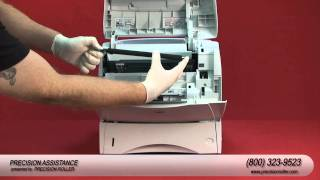 HP LaserJet 4250 Maintenance Kit Instructional Video
