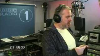 Moyles - Weather with Nelson Mandela (Web Streaming Fri 10 Jul 07:34-07:52)