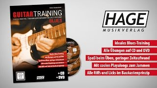 Guitar Training Blues Videos 1