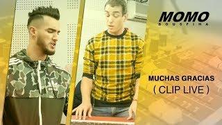 تحميل اغاني Zouhair Bahaoui avec Momo - MUCHAS GRACIAS (Clip Live) MP3