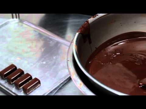 Elodie D. - Les chocolats enrobés à la fourchette